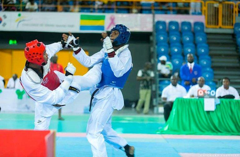 Taekwondo : 59 athlètes gabonais à la conquête du grade international