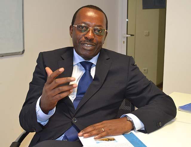 Les employés d'Olam  felicitent leur ancien patron Théophile Ogandaga  promu directeur de cabinet d'Ali Bongo