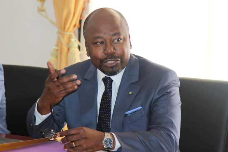 Nourredin Bongo n'occupe pas une fonction qui lui permettrait d'hériter le pouvoir selon Alain Claude Bilié By Nzé