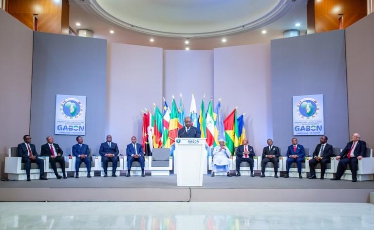 Reforme de la CEEAC : le RV félicite Ali Bongo