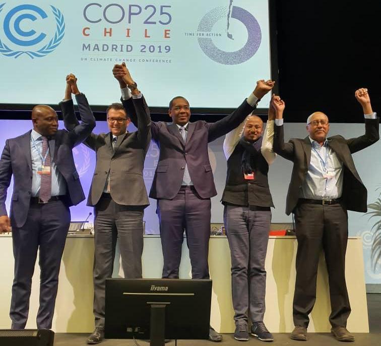 Le Gabon prend la présidence du groupe africain des négociateurs sur le climat