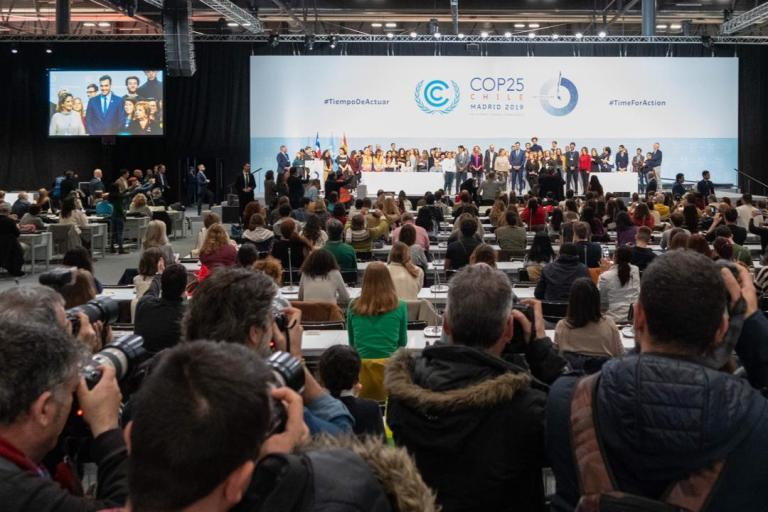 COP 25 : une participation active du Gabon