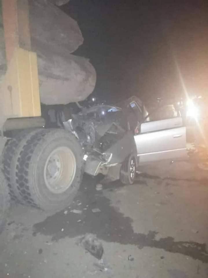 Cinq morts dans un accident sur l'axe Ntoum et Kango