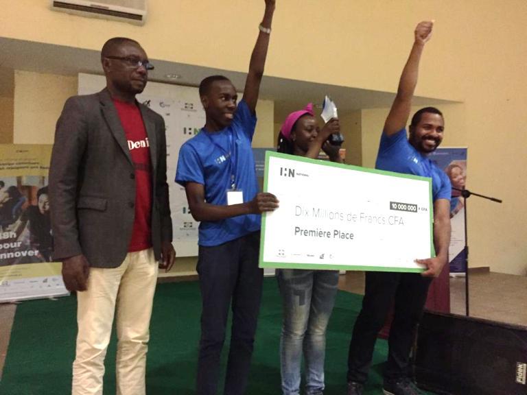 Les résultats du concours e-Gabon « Hackathon national » enfin connu