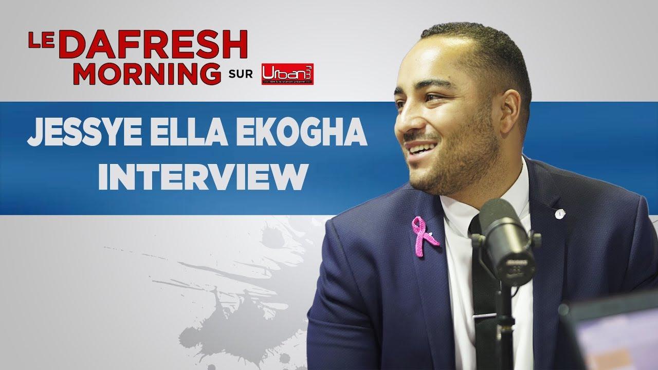 Jessye Ella Ekogha nouveau porte parole de la présidence de la République