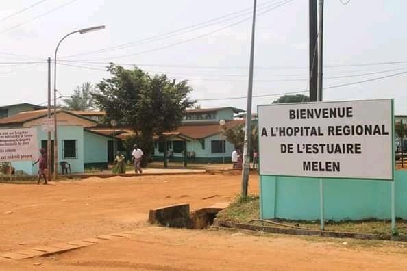 Les agents de l'hôpital de Melen en grève
