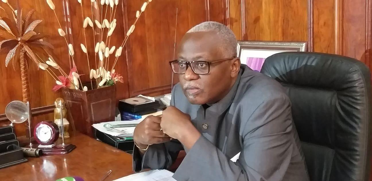 Un morceau de la présidence du Gabon est actuellement au cachot à la prison centrale (Me Moumbembe)