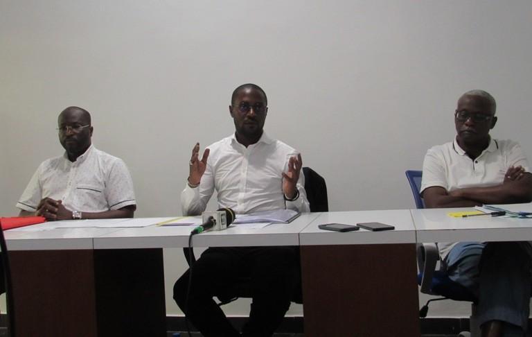 Les avocats de Landry Washington Amiang dénoncent sa détention illégale