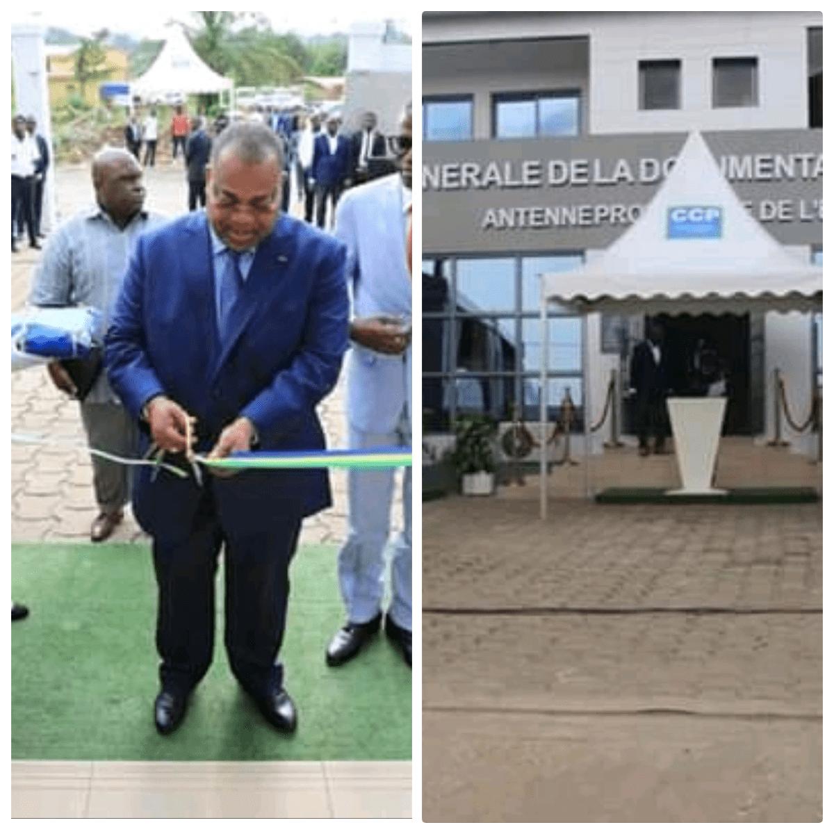 Sécurité intérieure : la DGDI s'installe à Ntoum