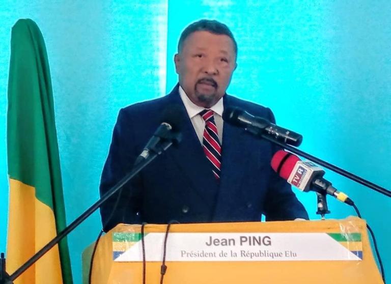 Ping demande à la France de l'aider à prendre pacifiquement le pouvoir