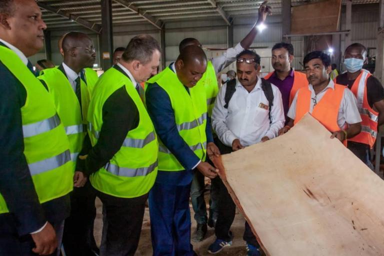 Persévération de l'environnement : la RDC veut s'inspirer  du modèle Gabonais