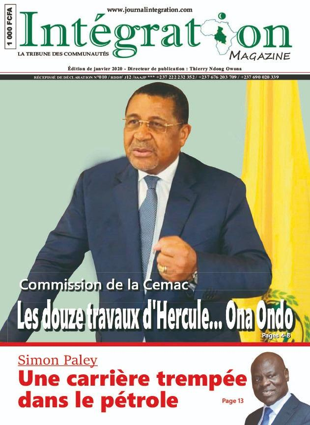 Daniel ONA ONDO : le mandat de la transformation de la Cemac
