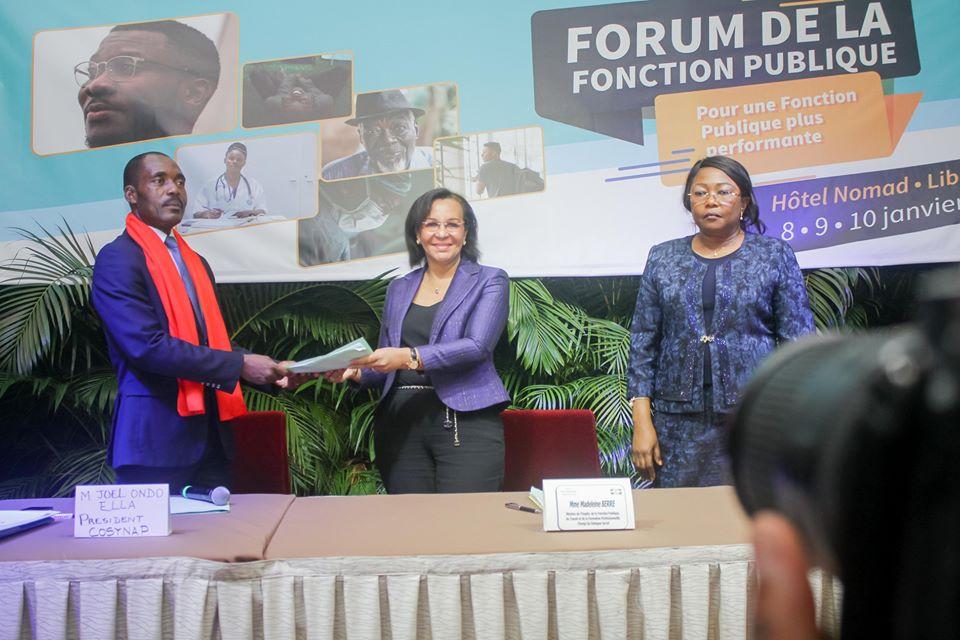 Les recommandations du Forum de la Fonction publique