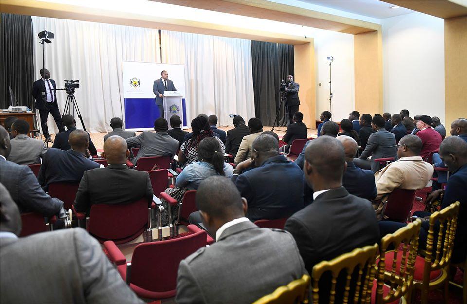 Rumeur d'enlèvements: La présidence de la République appelle à la prudence