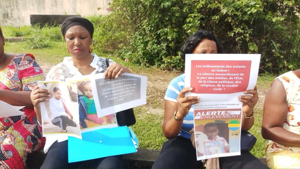 La marche des femmes contre les enlèvements d'enfants a fait flop