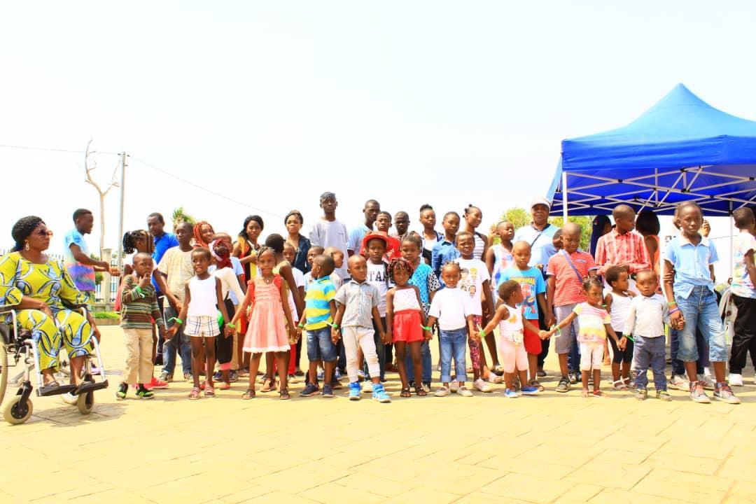 L'Appel des Mille et Une offre une journée récréative aux orphelins et enfants des personnes  handicapées