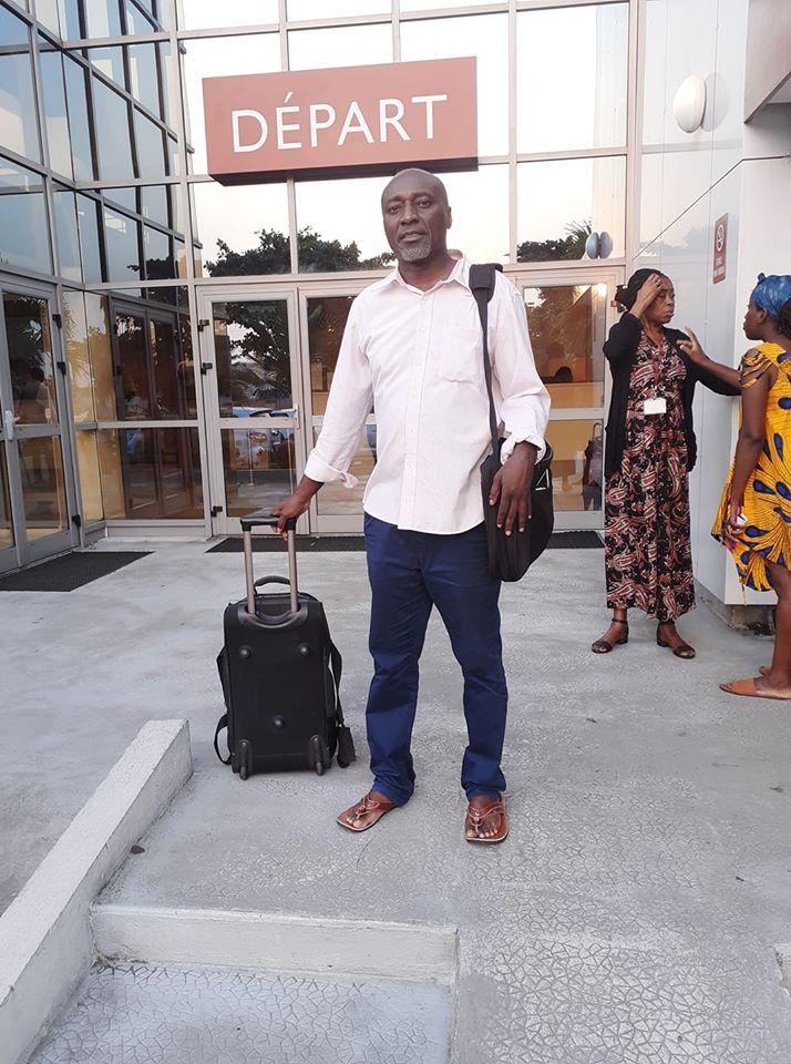 Marcel Libama empêché de sortir du Gabon
