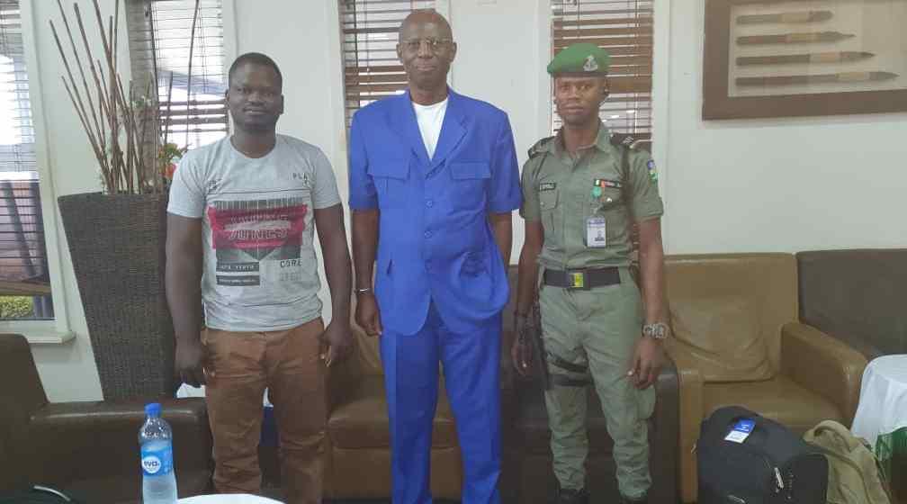 Attaque en rade : libération de l'otage gabonais pris par les pirates