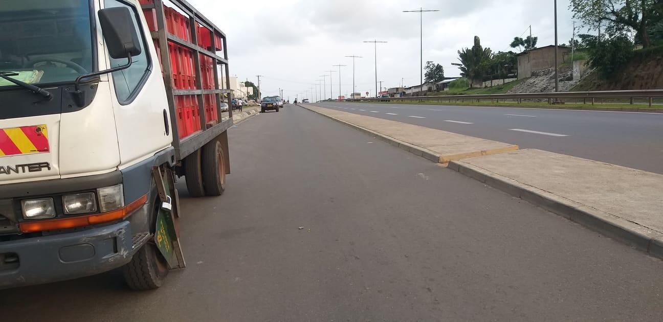 La police municipale terrorise les transporteurs avec son sabot