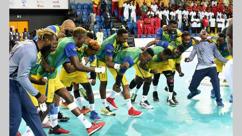 CAN de handball 2020 : les panthères du Gabon logées dans la poule de la mort