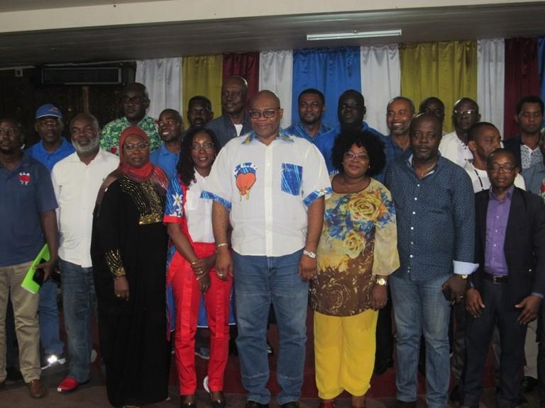 Des nouveaux responsables du CLR pour conquérir la Mairie de Libreville en 2023