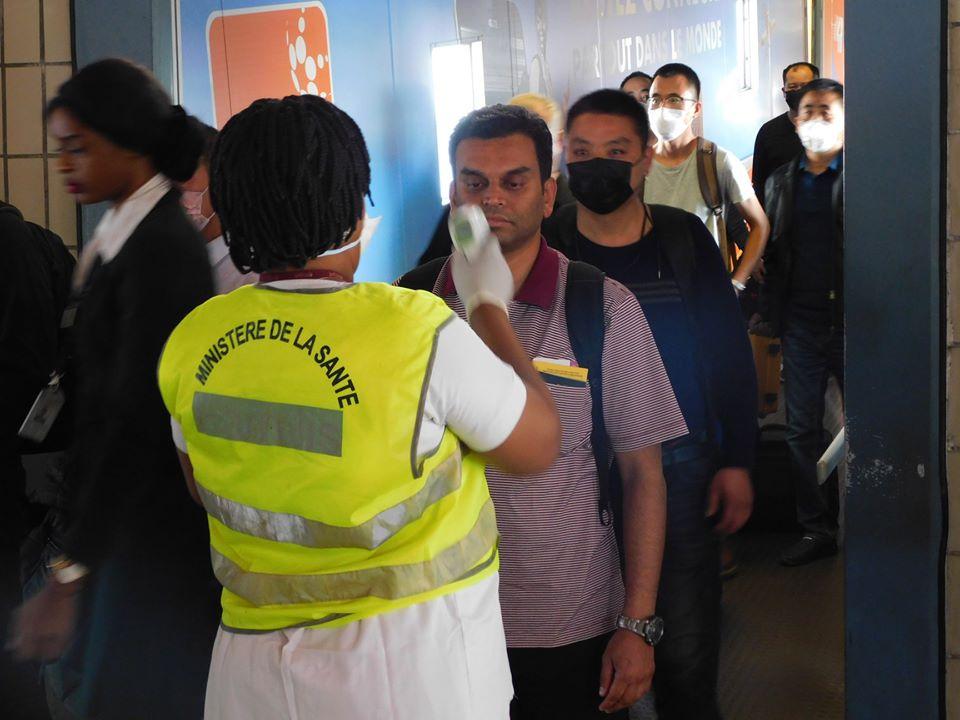 Coronavirus : les voyageurs en provenance de la Chine interdit d'entrer au Gabon
