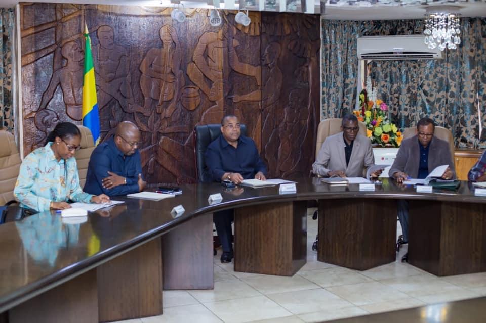 Reprise du dialogue régulier Gabon-Union Européenne le 4 février