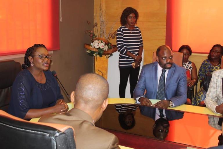 Les orientations d'Edith Ekiri Mounombi Oyoumi au nouveau patron de la DGMP