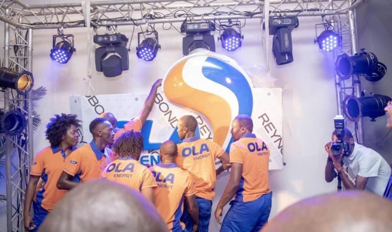 OiLibya change et devient  OLA Energy