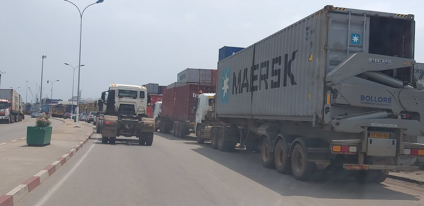 Bolloré Transport & Logistics Gabon dément avoir communiqué sur les supposés dysfonctionnements de Sydonia