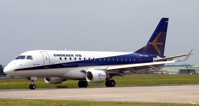 Le brésilien Embraer incite le Gabon à acheter ses avions