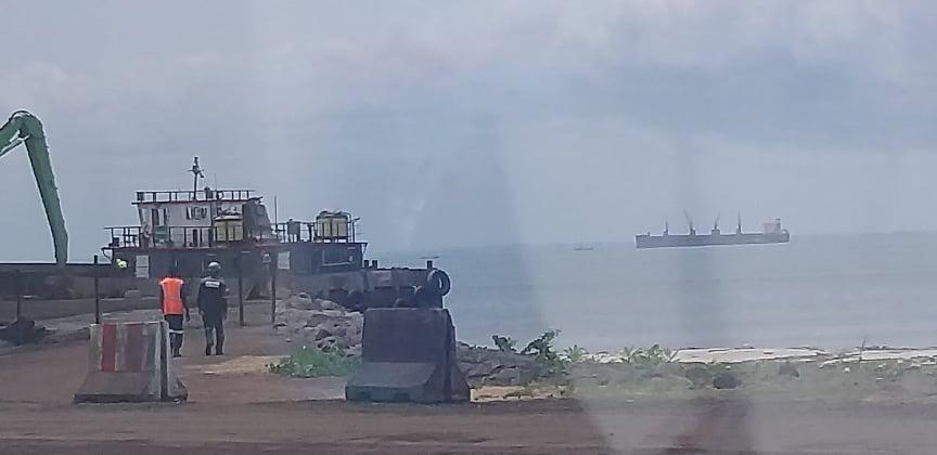 Coronavirus : les navires provenant d'un pays contaminé systématiquement placés en quarantaine au Gabon (officiel)