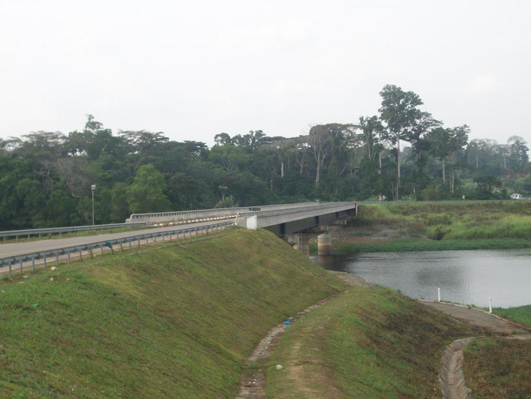 Coronavirus : le Gabon suspend la circulation des personnes à la frontière avec le Cameroun sauf la nourriture
