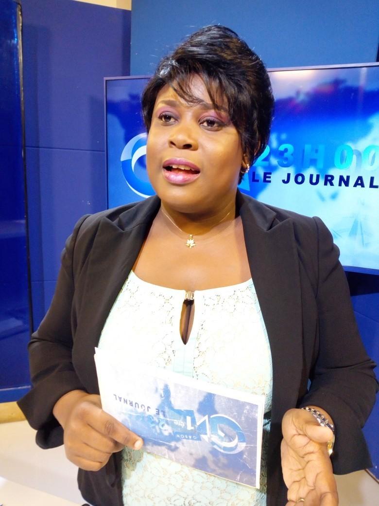 Une journaliste gabonaise parmi les 8 finalistes de la série de reportages sur le thème « femmes d'exception »