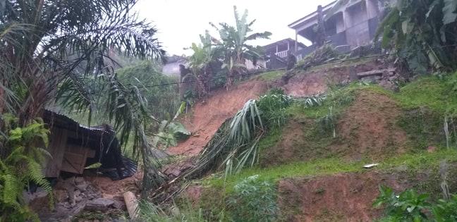 Une pluie diluvienne provoque inondations et éboulements