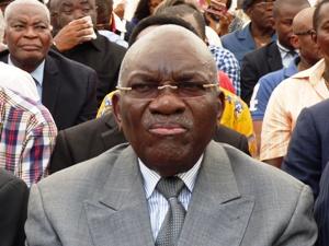 Le patriarche Zacharie Myboto ne pouvait pas manquer cette occasion @ Gabonactu.com