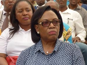 Paulette Missambo @ Gabonactu.com