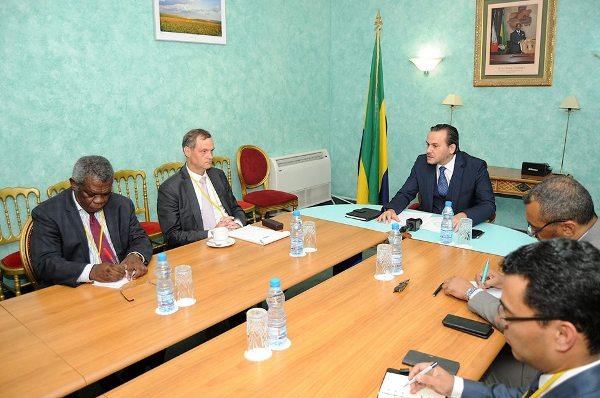 Humiliation de la seeg la pr sidence gabonaise enfonce - Cabinet de la presidence de la republique ...