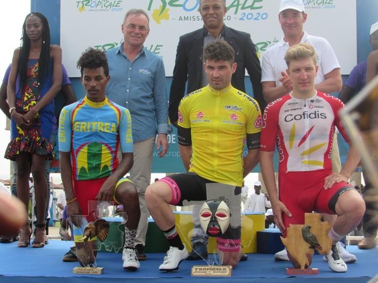 Frenchman Jordan Levasseur crowned champion of the Tropical Amissa Bongo 2020