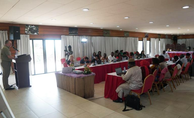 COP26 : le Gabon et d'autres pays d'Afrique peaufinent leur feuille de route
